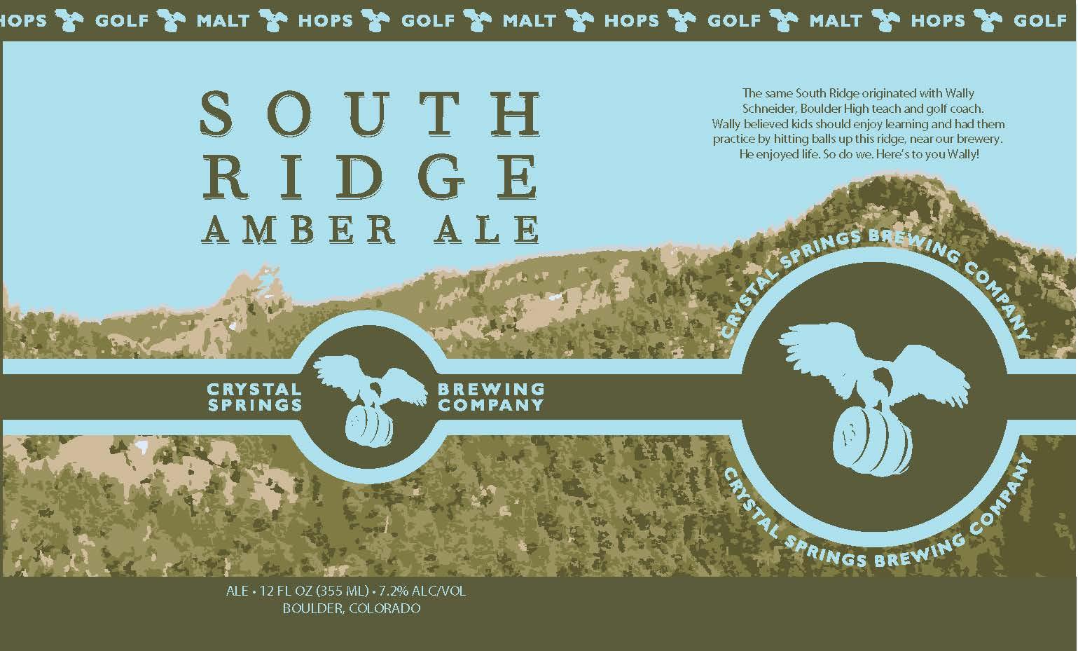 South Ridge Amber