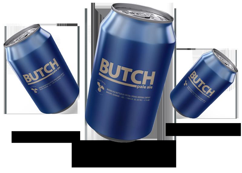 Butch Pale Ale