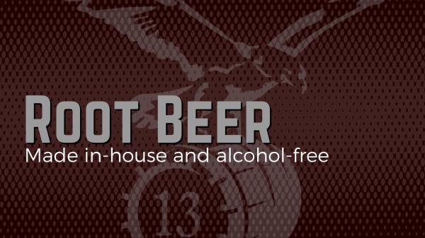 Root Beer banner