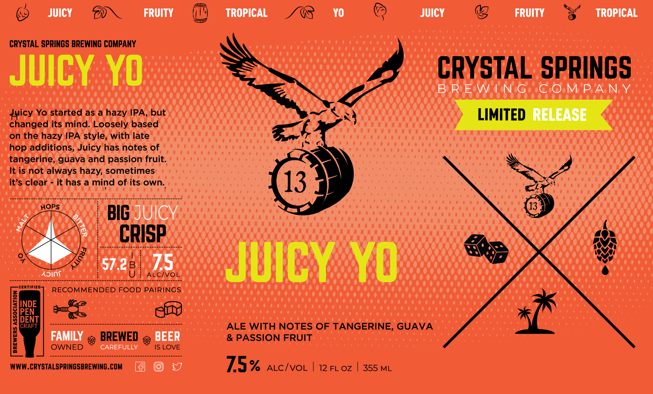 Juicy Yo IPA