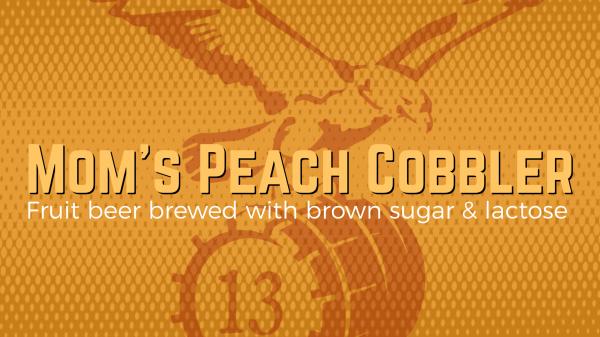 Peach Cobbler banner
