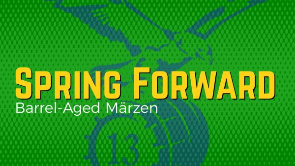 Spring Forward banner