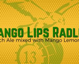 Mango Lips Radler (Crowler)