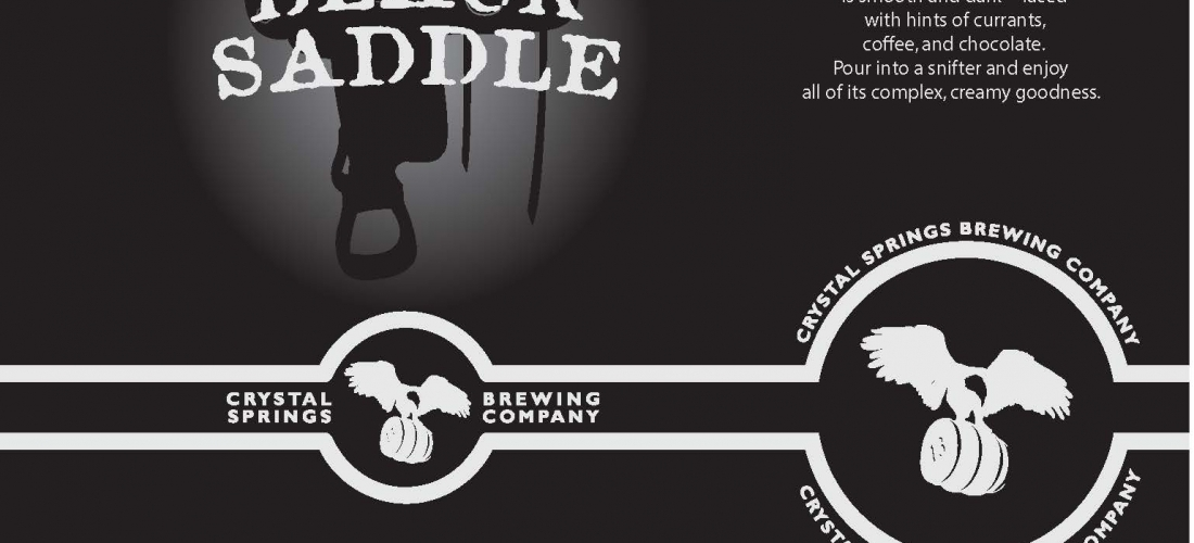 Black Saddle Imperial Stout