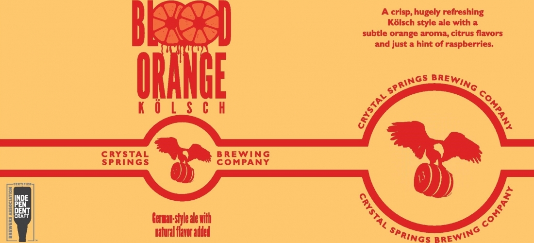 Blood Orange Kolsch