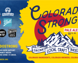 Colorado Strong Pale Ale (Crowler)