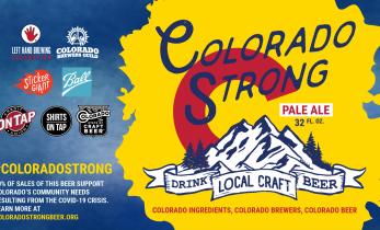 Colorado Strong Pale Ale (Crowler)