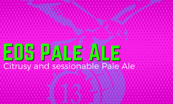 EOS Pale Ale (Crowler)