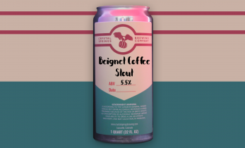 Beignet Coffee Stout (Crowler)
