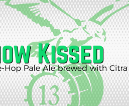Snow Kissed Pale Ale (Crowler)