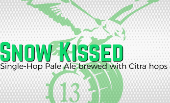 Snow Kissed Pale Ale (Crowler)