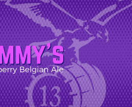 Timmy's Blueberry Belgian (Crowler)