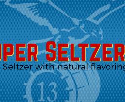Super Seltzer – Blackberry (16oz Can)
