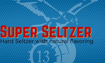 Super Seltzer – Coconut Guava OR Watermelon (16oz Can)