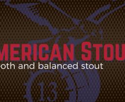 American Stout (Crowler)