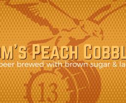 Mom's Peach Cobbler (Crowler)