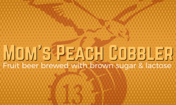 Mom's Peach Cobbler (Crowler)