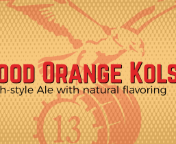 Blood Orange Kölsch (Six-Pack)