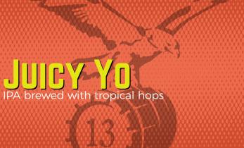 Juicy Yo! IPA (Single)