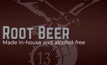 Root Beer (Crowler)