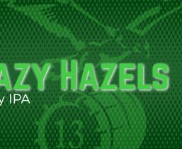 Hazy Hazels IPA (Crowler)