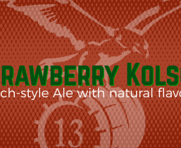 Strawberry Kölsch (Crowler)