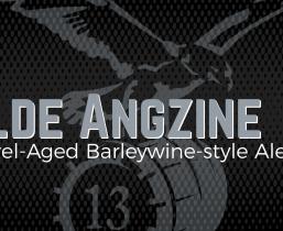 Olde Angzine Barleywine (Bomber)