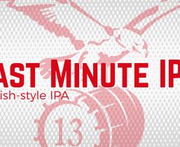 Last Minute IPA (Crowler)
