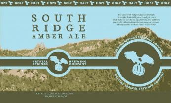 South Ridge Amber (Crowler)