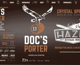 Doc's Porter (Crowler)