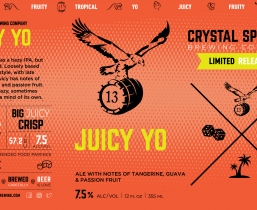 Juicy Yo! IPA (6 Pack)