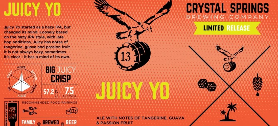 Juicy Yo! IPA